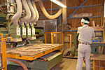 日本製・平安鉄工所 「NCルーター4軸加工機」
